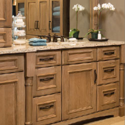 Residential Kitchen and Bathroom Cabinets