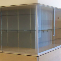 Custom Store Fixtures and Display Cases