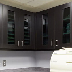 Medical Grade Cabinets and Countertops