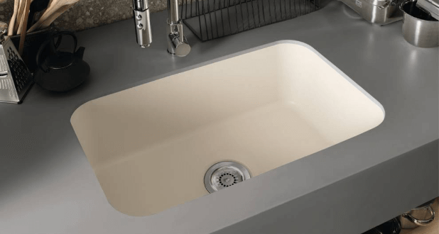 Integrated Solid Surface Sink